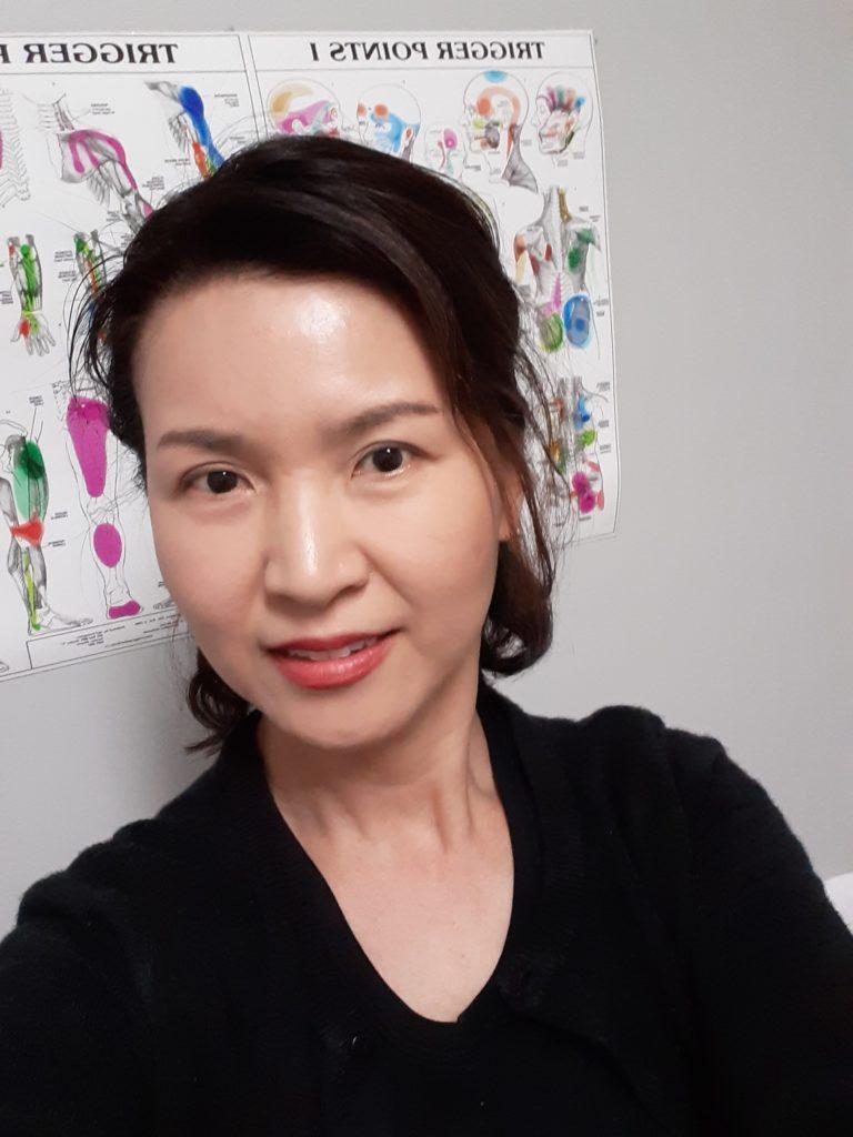 Anna (Mihyeng) Park - Remedial Massage Therapist