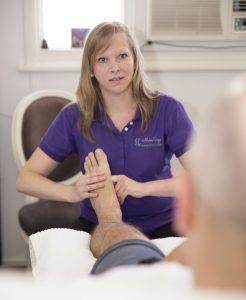 MarisSage | Reflexology as a back pain killer