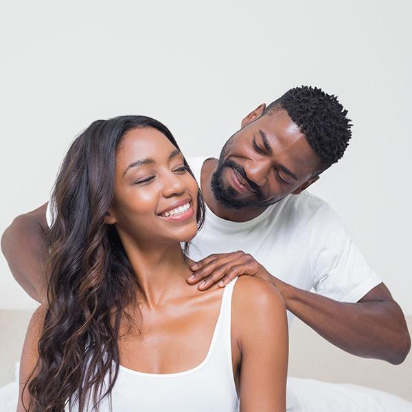 Couples basic massage